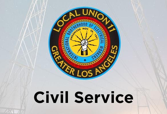 Civil Service Test Post