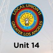 Unit 14 Civil Service — December Report
