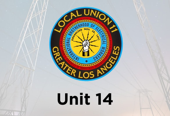 Unit 14 January Report