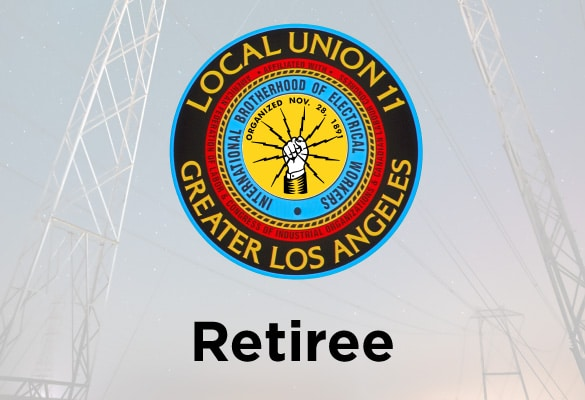 Retiree Report – July