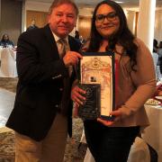 Antelope Valley Veterans Employment Committee Recognizes IBEW 11, Kinkisharyo