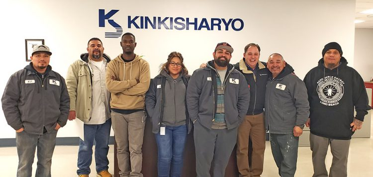 IBEW Local 11 / Kinkisharyo