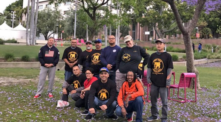 IBEW 11 Members Step Up For Homeless Vets
