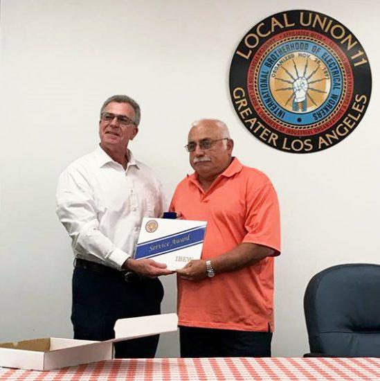 Zamora Celebrates 50 Years