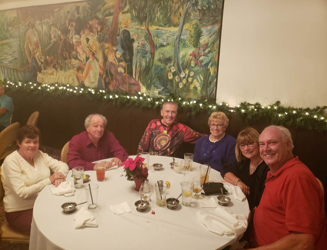 Retiree's Club Holiday Luncheon