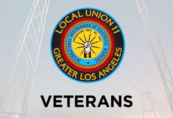 News regarding our Military Veterans