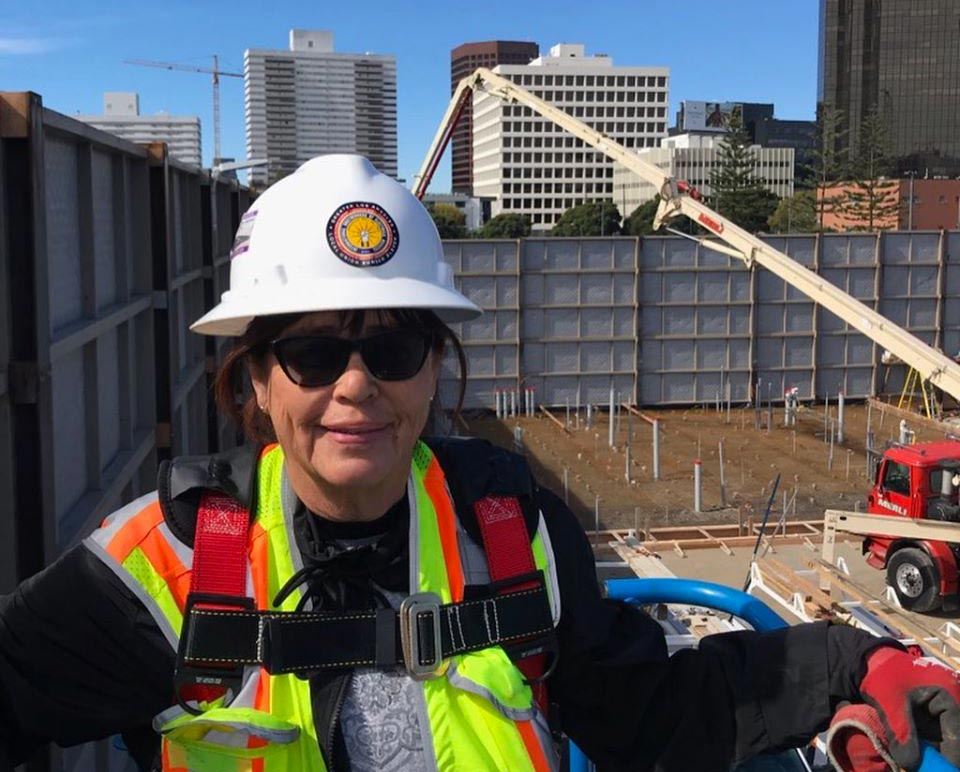 Purple Line Extension Work Continues