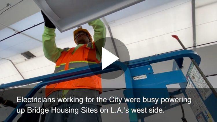 IBEW 11 Making A Difference: Bridge Housing