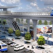 LAX People Mover